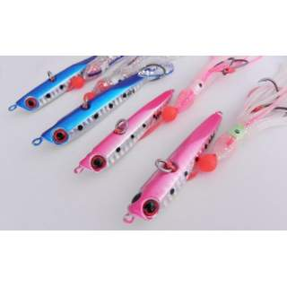 4 pack Seriola Sea Snapper Jigs 40g 60g