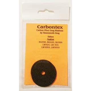 Daiwa Saltist BG50H BG40H Carbontex  Drag  Carbon  Fibre  Washers  for  fishing reels (O10)