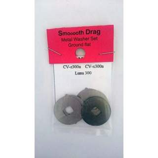 Daiwa Luna 300 Smooth Drag Ground Metal Washers  (Gr2)