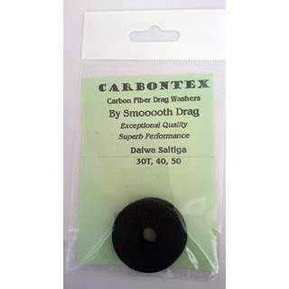 Daiwa  Saltiga 30T Carbontex  Drag  Carbon  Fibre  Washers  for  fishing reels (G9)