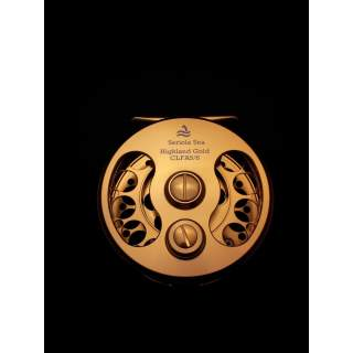 Seriola Sea Highland Gold 5/6 Fly Reel