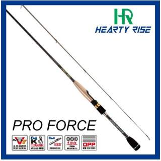 HR Pro Force 812M High Carbon Fishing Rod
