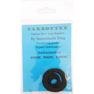 Smooth Carbon drag Abu 8000C 9000C 10000C (B8)